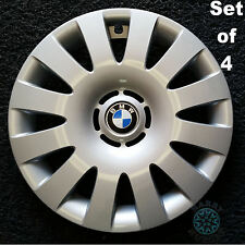 "BMW 16"" Genuine Hubcaps Reconditioned (set of 4)"