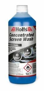 Holts Concentrated Screen Wash - 1L CAR VAN WINTER WINDSCREEN WASH
