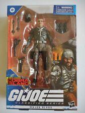 Major Bludd G.I. Joe Classified Action Figure