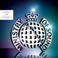 Ministry of Sound Anthems R&b CD Summer Party 5051275034721