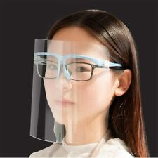 Dispositivo protezione visiera+occhiali protettivi occhi medici nas dentisti GLX