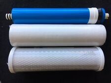 Hydro Logic Stealth RO100 Replacement Carbon Sediment Filter Membrane Hydrologic