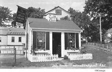 1930's Cape Cod Farms Jelly House Kennebunkport Maine Original Negative & CD