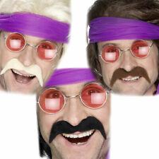 1970s False Moustaches