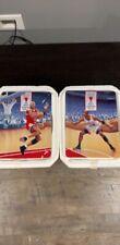 100% Authentic - Michael Jordan Limited Edition Ceramic Plates - Mint Condition!