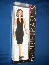 Barbie Basics Model 11 Collection 001 Black Label - Muse Doll - NEW