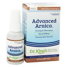 King Bio Homeopathic Advanced Arnica Natural Medicine Spray, 2 Ounces