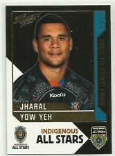 2012 NRL SELECT DYNASTY BRONCOS JHARAL YOW YEH INDIGENOUS ALL STARS AS2 CARD