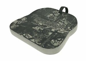 Therm-A-SEAT Traditional Series Insulated Hunting Seat Cushion, Brown Grey