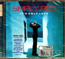 SIMPLY RED IT'S ONLY LOVE 19 CLASSIC LOVE CD SIGILLATO