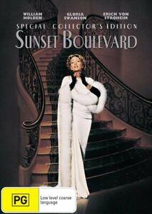 Sunset Boulevard DVD