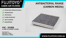 **FUJITOYO** CARBON Cabin Air Filter ( WACF0090/ RCA182P ) Mitsubishi FAC-3008B