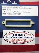 CCMS Mercury Outboard Racing Crankcase Stuffer Kit 7 Petal V6