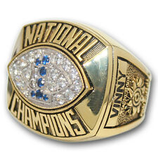 1986 Penn State Nittany Lions NCAA Football College Champions Ring, custom Ring