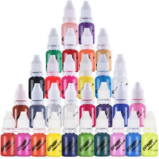 OPHIR Nail Art Airbrush Paint Ink Nail Polish 30 Colours to Choose 10ML/Bottle