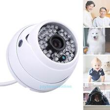 1/4CMOS 3.6mm 48LED Waterproof HD 1200TVL CCTV Outdoor IR Night Security Camera