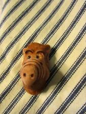 Vtg ALF Pin Tie Lapel Collectible RUSS 1988 NEW OLD STOCK Shaggy ALIEN TV Star