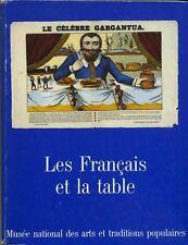 Les Français et la table