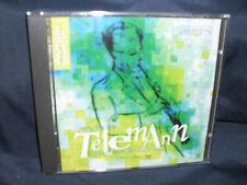Telemann - 12 Fantasien Für Oboe Solo -Heinz Holliger