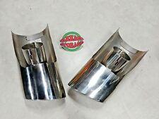 Range Rover Sport Exhaust Muffler Tailpipe Tip Pair VPLSB0089