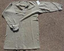 Swedish Army Collarless Shirt #1/2