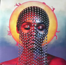 Janelle Monae - Dirty Computer 2 x LP - Vinyl Album - Grimes Thundercat Record