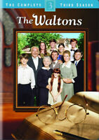 The Waltons: The Complete Third Season (Season 3) (5 Disc) DVD NEW