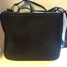 Disney Catalog - Leather Pin Trading Bag - Disney Pin 19370