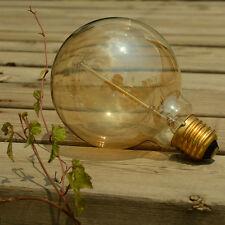 Vintage E27 Globe Edison Licht Clear Birnen Lampe Glühlampen Ersatz 40W 220V
