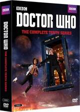 Doctor Who: The Complete Season 10 Ten Tenth (DVD, 2017) Free Shipping! NEW!