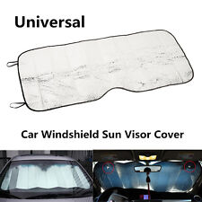 Car Front Windshield Sun Visor Cover Foldable Sun Shade Anti-UV Protector Screen
