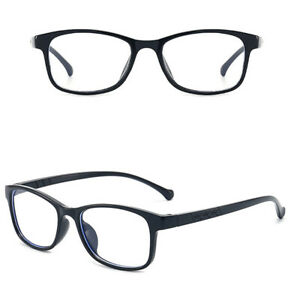 Ultra Light Frame Kids Glasses Comfortable Eyeglasses Anti-blue Light