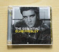 ELVIS PRESLEY - THE ESSENTIAL ELVIS PRESLEY - 2 CD SIGILLATO (SEALED)