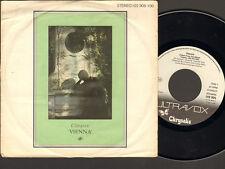 "ULTRAVOX 7"" Single VIENNA 1981 Passionate Reply CONNY PLANK"