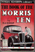 MORRIS 10 Modelli per 1937 manutenzione e revisione da RA VESCOVO pubblicati da Pitman