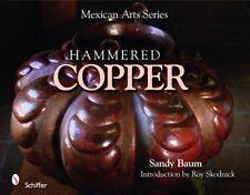 Hammered Copper / copperwork/ metalsmithing /copper / coppersmithing