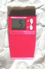 IQ Clip  Kitchen Timer/Alarm  Clip and Magnet  Red