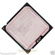 Working Intel Pentium D 945 3.4 GHz Dual-Core SL9QQ CPU Processor LGA 775