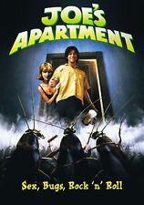 Joe's Apartment DVD (1996) - Jerry O'Connell, Megan Ward, John Payson