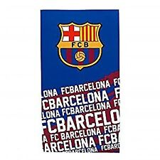 FC Barcelona Official Football Gift Towel
