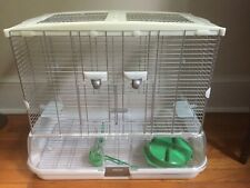 New listing Bird Cage - Vision 83250 Model M01 - size Medium, Clear view on bottom of cage