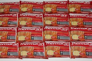 LOT 16 THERMACARE HEATWRAPS ADVANCED LOWER BACK HIP PAIN THERAPY L-XL 9/22 2023