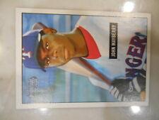 2005 Bowman/Topps 51 Heritage John Mayberry Rangers #332 ROOKIE Baseball Card