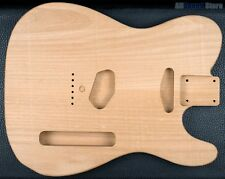 HOSCO 2-Piece Alder Unfinished Unsanded Telecaster Tele Body - Made in Japan MIJ