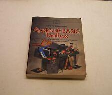 Apple II Plus, Apple IIe, Apple IIc Applesoft BASIC Toolbox