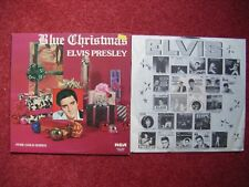 Elvis Presley Blue Christmas Pure Gold Series