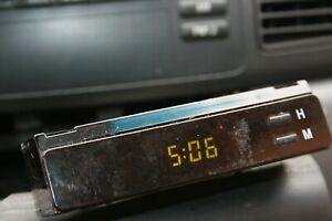 03-07Toyota corolla OEM Central Dash Panel Digital Clock Assembly