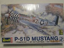 Revell P-51D Mustang 1/48 Scale Skill Level 2