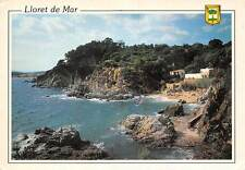 Spain Lloret de Mar Costa Brava, Trons Small Bay Beach