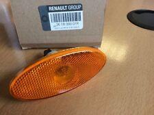 Genuine renault new master side repeater indicateur lens 261B00001R